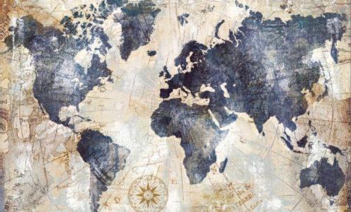 Карта нового леса